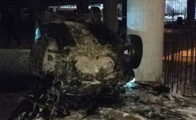 Ankara'da Son Dakika Haberi! 40 Metrelik AM İnşaatına Düştü!