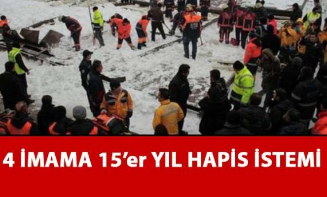 Ataköy'deki tente faciasında imamlara istenen hapis cezası belli oldu