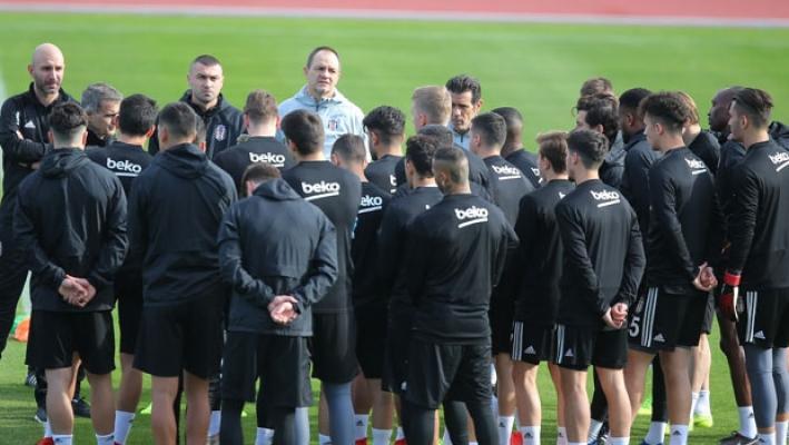 Beşiktaş'ın Greuther Fürth ile oynayacağı hazırlık maçı iptal edildi
