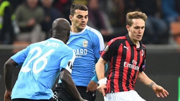 Beşiktaş, Milan'ın genç yıldızı Alen Halilovic'i radarına aldı