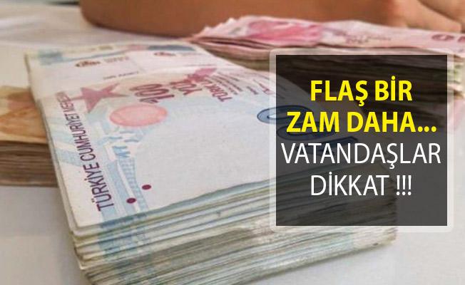 Bir Zam Haberi Daha! İTHİB Başkanı Ahmet Öksüz Açıkladı!
