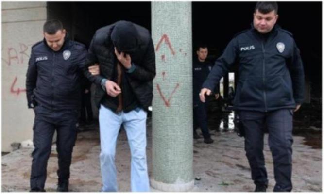 Boş fabrika binasında kız çocuğuyla çıplak yakalanan şahıs tutuklandı