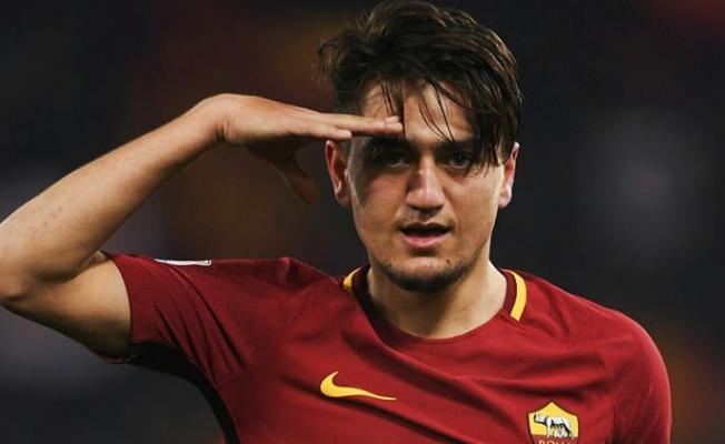 Cengiz Ünder'in Udinese'ye Attığı Gol Roma'da Yılın Golü Seçildi!