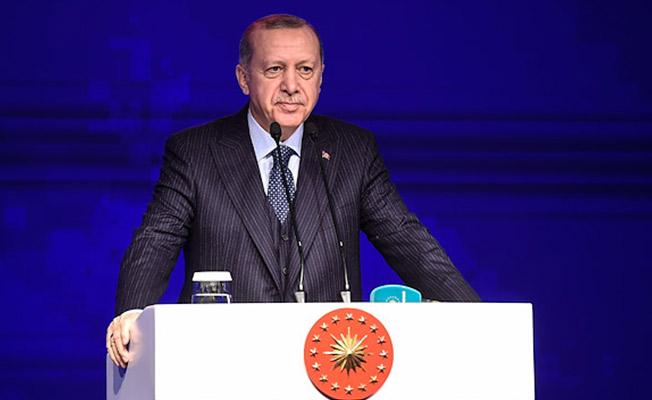 Cumhurbaşkanı Erdoğan: Biz Ülke Ve Millet Olarak Çok Güçlü Bir Müktesebata Sahibiz