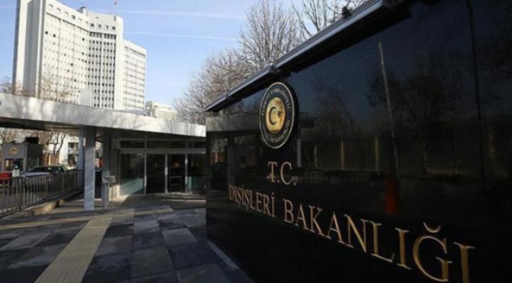 Dışişleri Bakanlığı Sözcüsü Hami Aksoy, Münbiç'e rejimin girmesine izin verilmemeli dedi