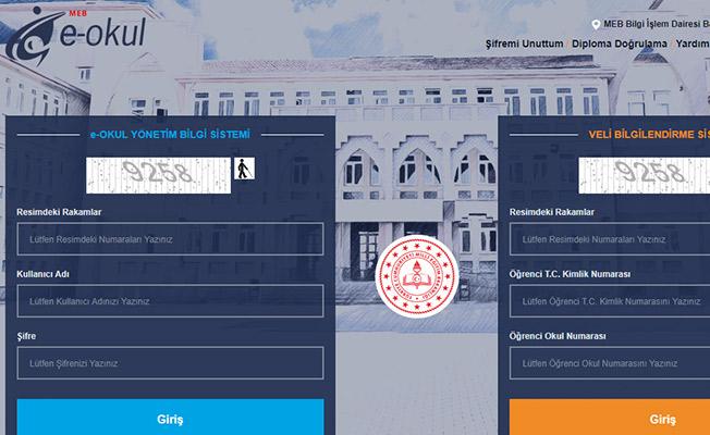 E- Okul Veli Bilgilendirme Sistemi! 2019 Giriş Ekranı! VBS 2019
