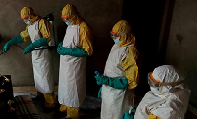 Ebola salgınında yaşamını yitirenlerin sayısı 370'e yükseldi
