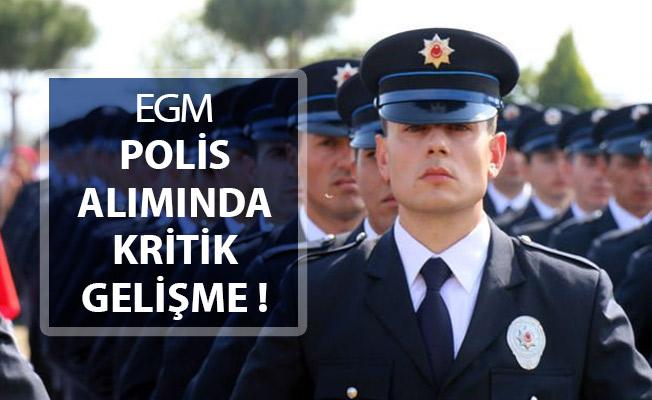Egm Polis Alımında Pöh Pomem Pmyo Kritik Gelişme Işte Başvuru