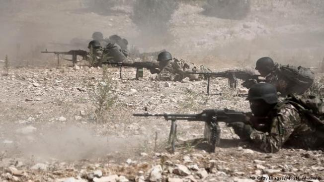 HTŞ ile Türkiye destekli ÖSO arasında çıkan çatışmalarda 97 ölü
