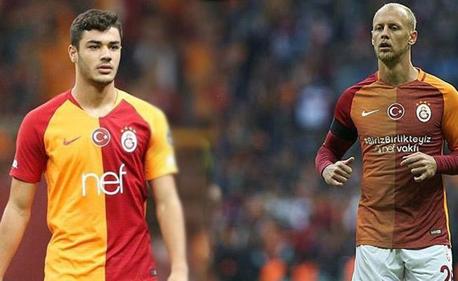 Galatasaray'da Ozan Kabak'ın Yerine Semih Kaya Geliyor