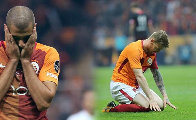 Galatasaray'da Serdar Aziz ve Eren Derdiyok İle Yollar Ayrıldı! Fatih Terim Açıkladı