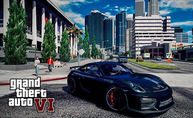 GTA 6 PlayStation 5 İle Beraber Mi Piyasaya Sürülecek?