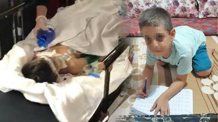Hatay İskenderun'da 6 yaşındaki oğlunu şiddet uygulayarak hastanelik eden baba gözaltına alındı