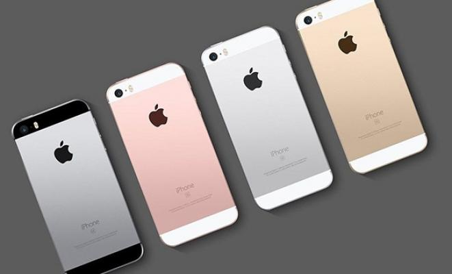 iPhone SE 2 modeli görüntüleri internete düştü