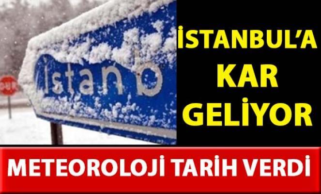İstanbul'a ne zaman kar yağacak? Meteoroloji kar yağışı uyarısında bulundu!