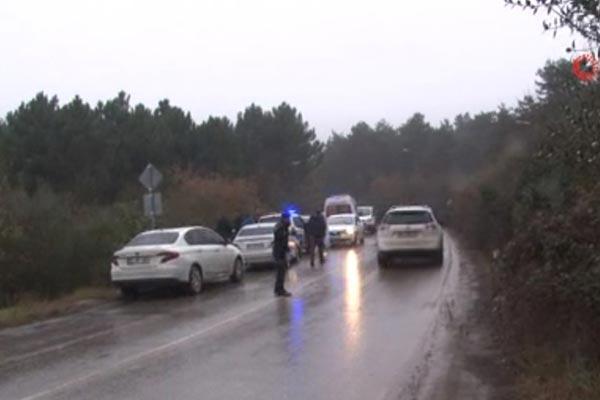 İstanbul Maltepe'de yol kenarına atılmış bir erkek cesedi bulundu