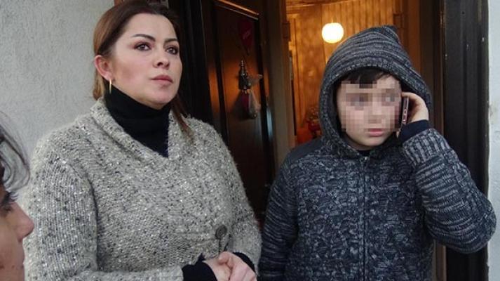 Kocaeli'de babasına götürülmek istenen 11 yaşındaki çocuk intihara kalkıştı