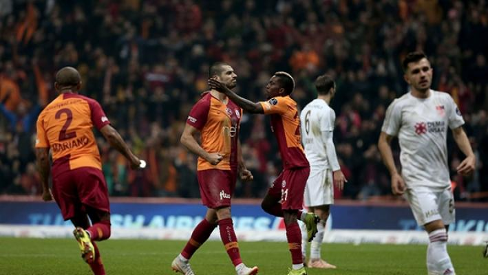 Malatyaspor Başkanı Gevrek, Galatasaray'lı Eren Derdiyok ile temaslarının olabileceğini açıkladı