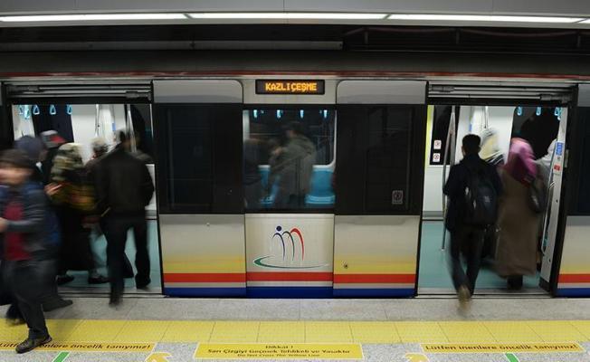 Marmaray seferleri geçici olarak tren işletmeciliğine kapatılacak