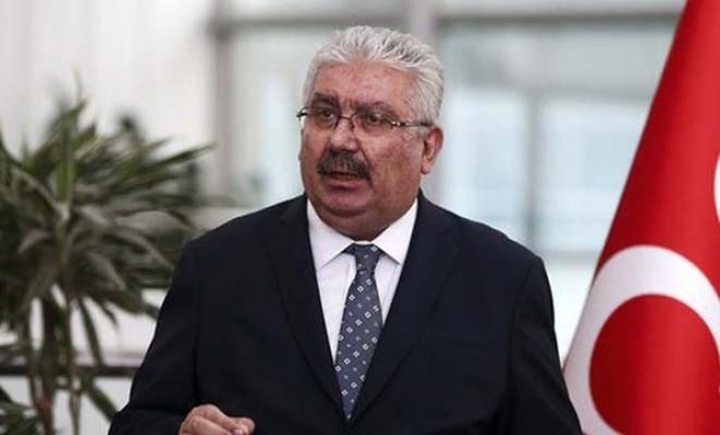 MHP Samsun Milletvekili Erhan Usta disipline sevk edildi