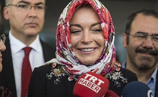 Müslüman Olduğunu Söyleyen Lindsay Lohan'dan 8 Yıllık Playboy Paylaşımı