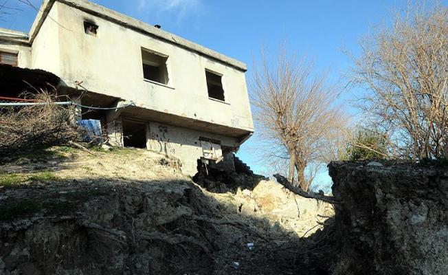 Osmaniye'de 50 ev, sel ve heyelan nedeniyle hasar gördü