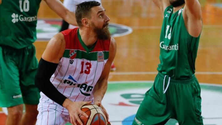 Pınar Karşıyaka,  Litvanyalı oyuncusu Deividas Gailius'la yollarını ayırdı