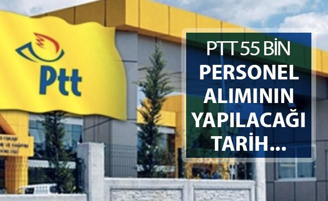 PTT 55 Bin Kamu Personeli Alımının Ne Zaman Yapılacağı Belli Oldu ! KPSS Şartı Yok