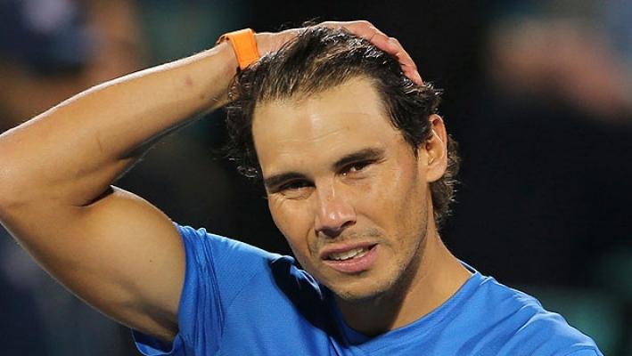 Rafale Nadal Brisbane Tenis Turnuvası'ndan çekildi!