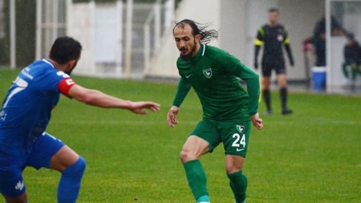 Rizespor, hazırlık maçında karşılaştığı Denizlispor'u mağlup etti