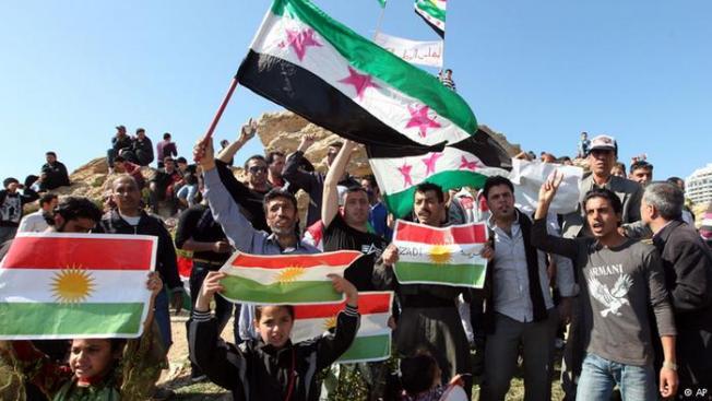 Suriyeli Kürtler, ABD karşı çıksa bile Esad ile anlaşma yolunda kararlı