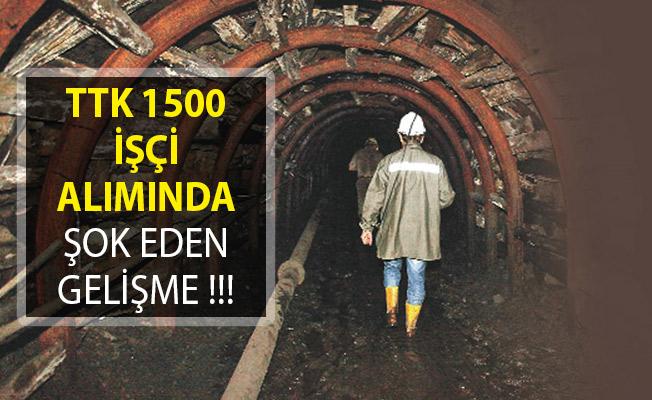 TTK 1500 İşçi Alımı Hakkında Gerçek Ortaya Çıktı!