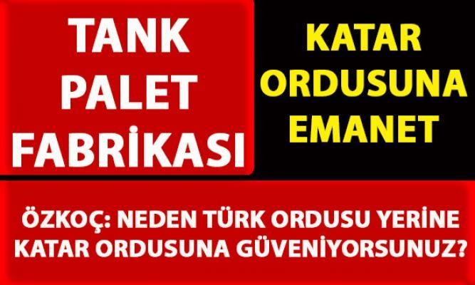 """Türk-İş sendikası tarafından, """"Askeri fabrikalara sahip çıkalım"""" kampanyası başlatıldı"""