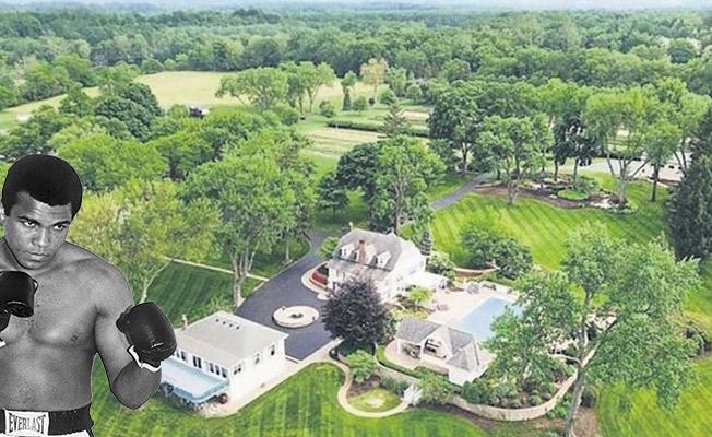 Turken Vakfı Muhammed Ali'nin Çiftlik Evini Satın Aldı!