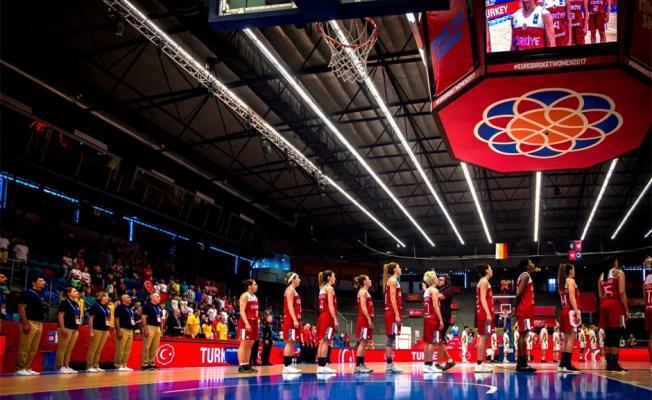 2019 Kadınlar Avrupa Basketbol Şampiyonası'nda Türkiye'nin oynayacağı maçların saatleri belli oldu