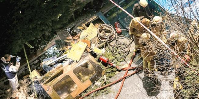 4 Askerimizin Şehit Olduğu Helikopter Kazasının Nedeni Belli Oldu