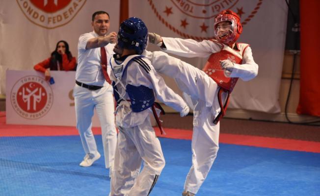 6. Uluslararası Türkiye Açık Tekvando Turnuvası
