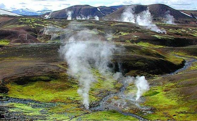 Afyonkarahisar'da 7 jeotermal kaynak arama ruhsat sahası ihale edilecek