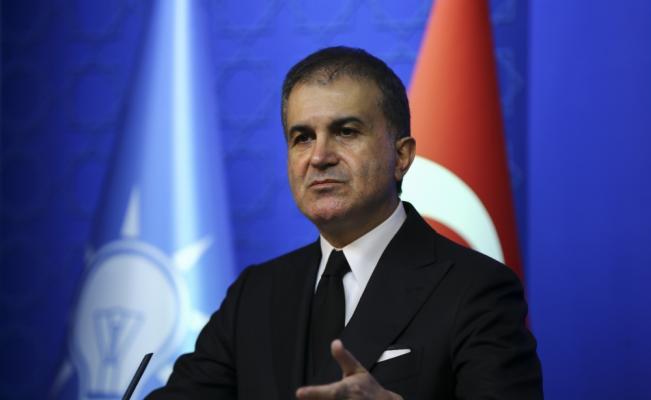 AK Parti Sözcüsü Ömer Çelik: (1)