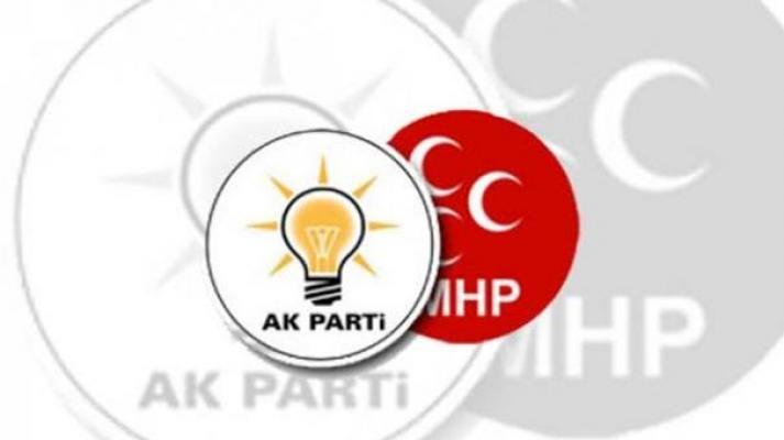 AK Parti ve MHP'nin Ortak Miting Yapacağı İl Belli Oldu