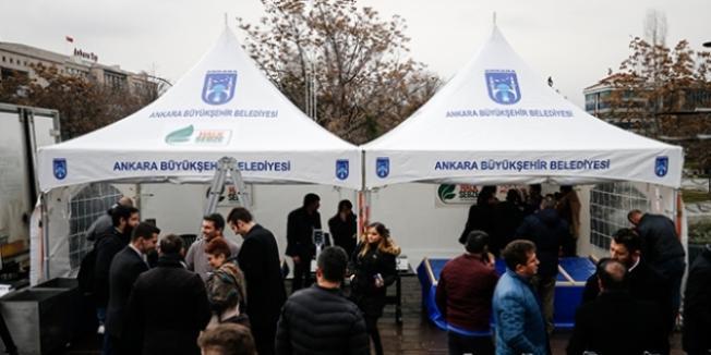 Ankara'da Sebze ve Meyve Satış Noktaları Kuruldu ! Sebze Başına Kilo Kotası Konulacak