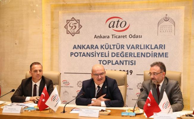 ATO'dan Ankara için kültürel atak