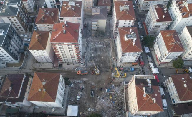 Bakan Kurum: Kartal'da 8 Bina Yıkılacak