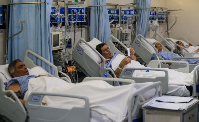 Bir günde 4 karaciğer nakli