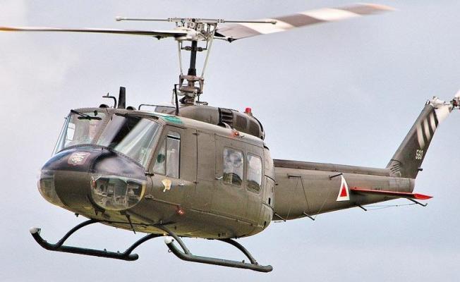 Çekmeköy'de Düşen Helikopterin Modeli UH-1 Olarak Açıklandı!