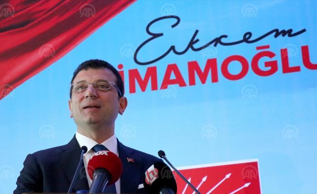CHP'nin İstanbul adayı Ekrem İmamoğlu'nun seçim vaatleri