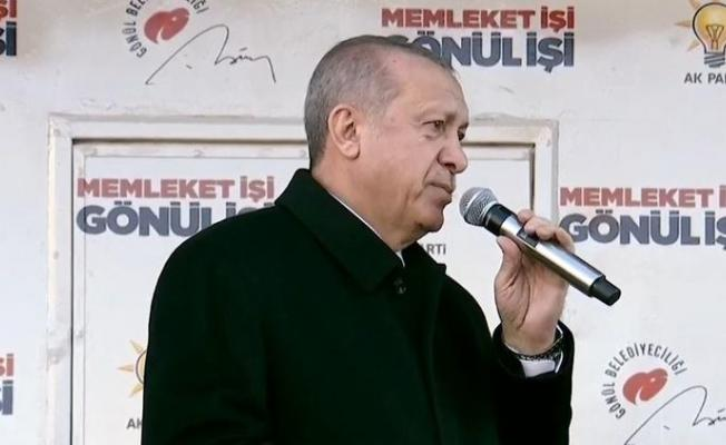 Cumhurbaşkanı Erdoğan'dan Altın Ticareti Açıklaması