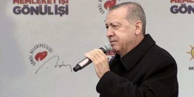 Cumhurbaşkanı Erdoğan: Oyunları Bozduk