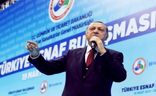 Cumhurbaşkanı Erdoğan, Tanzim satış noktaları hakkında açıklamalarda bulundu