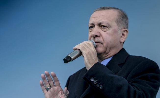 Cumhurbaşkanı Erdoğan: Yıkım İttifakı Seçimleri 17 Yılın Hesaplaşması Olarak Görüyor